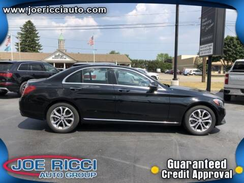 2017 Mercedes-Benz C-Class for sale at Mr Intellectual Cars in Shelby Township MI