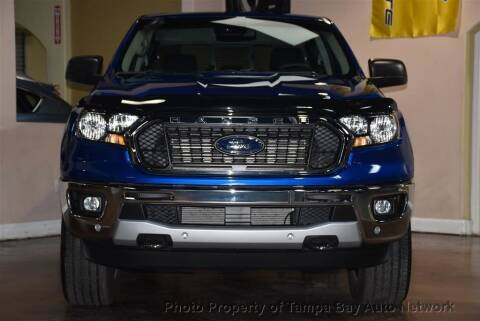 2019 Ford Ranger for sale at Tampa Bay AutoNetwork in Tampa FL