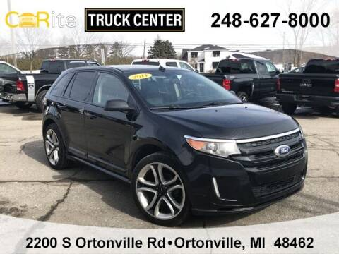 2011 Ford Edge for sale at Carite Truck Center in Ortonville MI