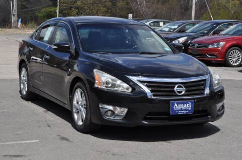 2013 Nissan Altima for sale at Amati Auto Group in Hooksett NH
