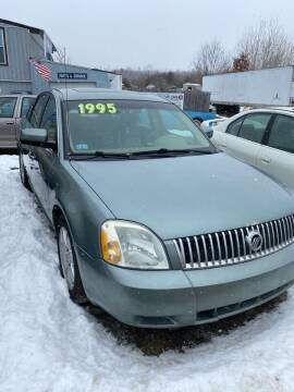 2007 Mercury Montego for sale at Classic Heaven Used Cars & Service in Brimfield MA