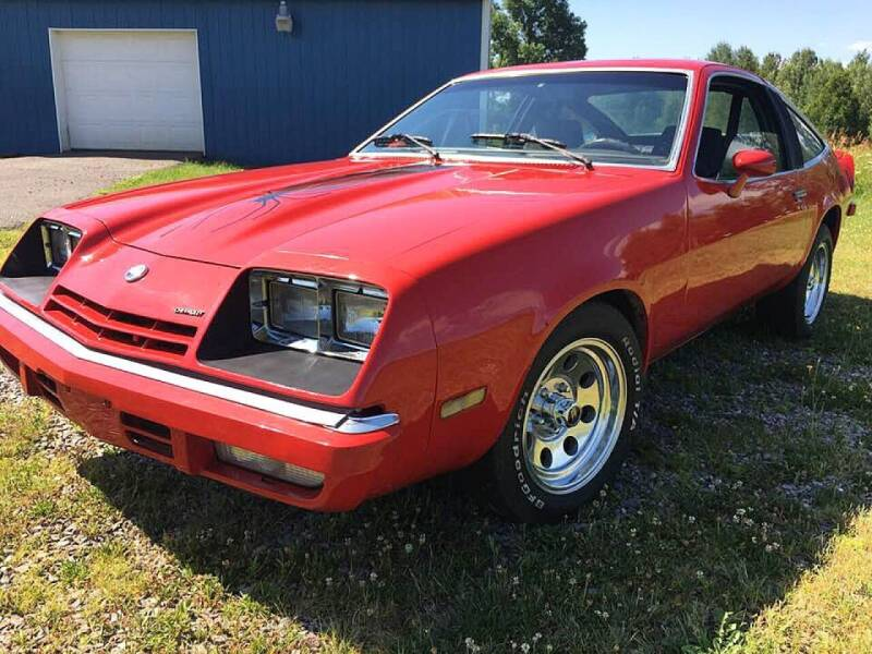 1977 Chevrolet Monza for sale at AB Classics in Malone NY