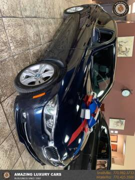 2016 BMW 3 Series for sale at Amazing Luxury Cars in Snellville GA