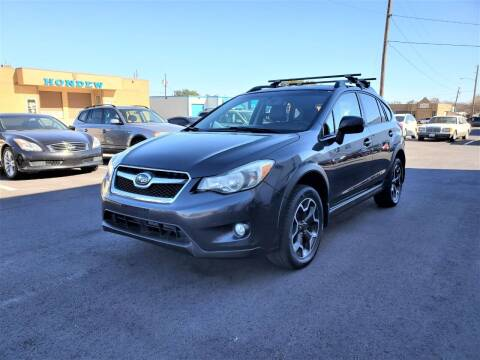 2013 Subaru XV Crosstrek for sale at Image Auto Sales in Dallas TX