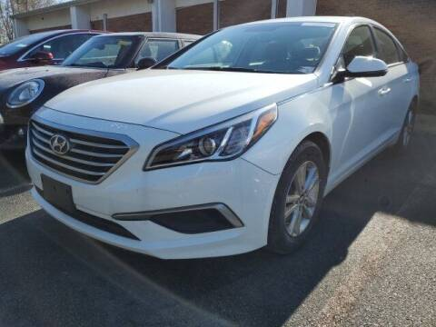 2017 Hyundai Sonata for sale at Impex Auto Sales in Greensboro NC