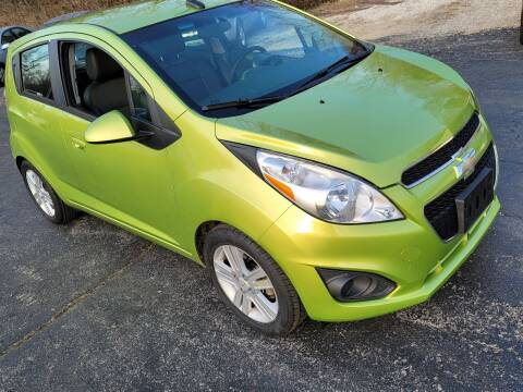 2013 Chevrolet Spark for sale at BHT Motors LLC in Imperial MO