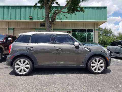 2014 MINI Countryman for sale at CARPORT SALES AND  LEASING in Oviedo FL