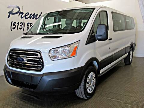 2019 Ford Transit Passenger for sale at Premier Automotive Group in Milford OH
