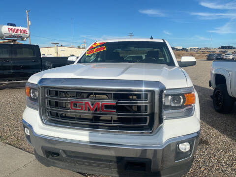 2014 GMC Sierra 1500 for sale at Top Line Auto Sales in Idaho Falls ID