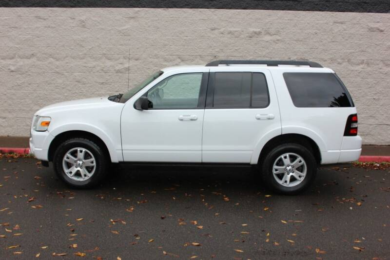2010 Ford Explorer for sale at Al Hutchinson Auto Center in Corvallis OR