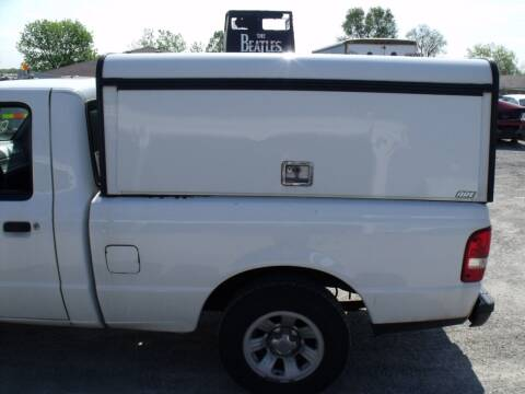 2010 Contractors Cap for a Ford Ranger for sale at Dendinger Bros Auto Sales & Service in Bellevue OH