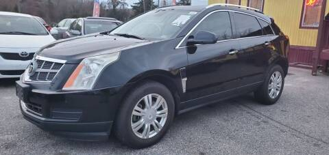 2010 Cadillac SRX for sale at AUTO NETWORK LLC in Petersburg VA