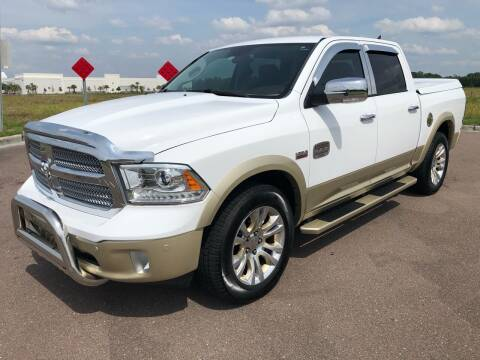 2015 RAM Ram Pickup 1500 for sale at Auto Liquidators of Tampa in Tampa FL