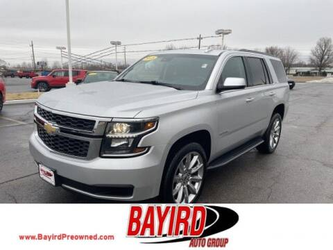 2018 Chevrolet Tahoe for sale at Bayird Truck Center in Paragould AR