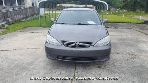 2005 Toyota Camry for sale at Special Finance of Charleston LLC in Moncks Corner SC