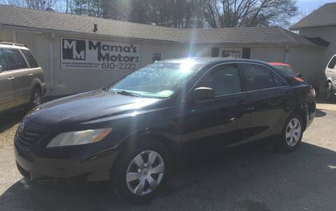 2007 Toyota Camry for sale at Mama's Motors in Greer SC