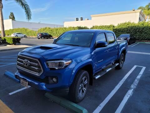 2017 Toyota Tacoma for sale at Auto Facil Club in Orange CA