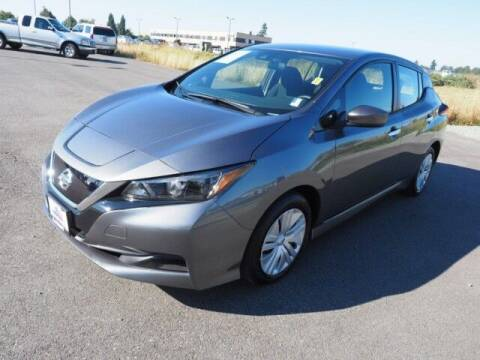 2020 Nissan LEAF for sale at Karmart in Burlington WA