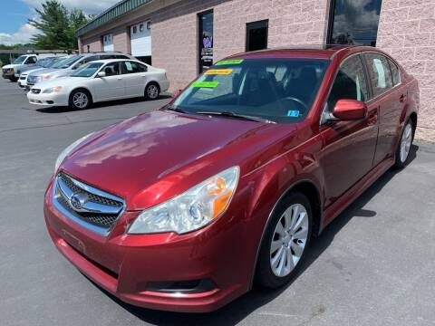 2011 Subaru Legacy for sale at 924 Auto Corp in Sheppton PA