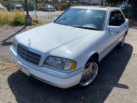 1997 Mercedes-Benz C-Class for sale at SNS AUTO SALES in Seattle WA