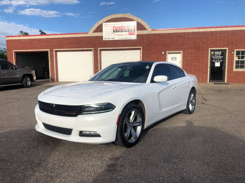 2015 Dodge Charger for sale at Family Auto Finance OKC LLC in Oklahoma City OK