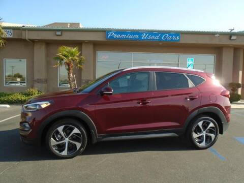 2016 Hyundai Tucson for sale at Family Auto Sales in Victorville CA