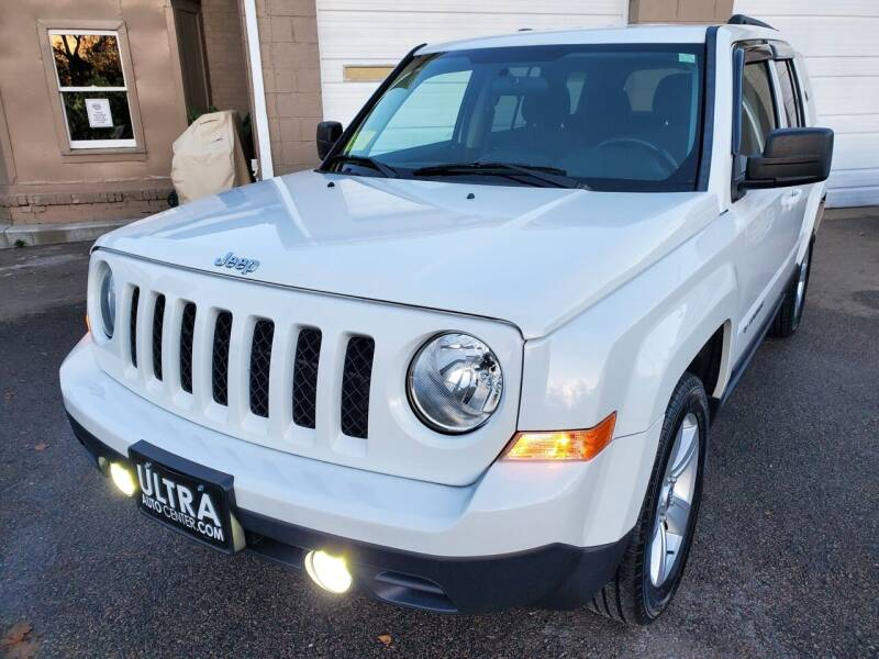 2015 Jeep Patriot for sale at Ultra Auto Center in North Attleboro MA