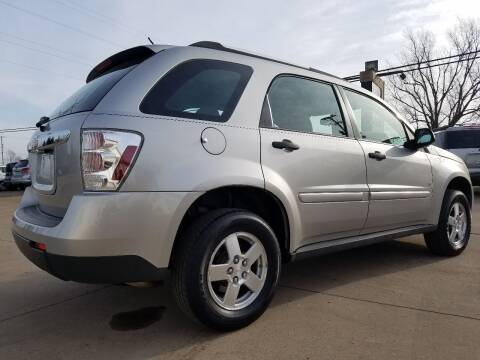 2008 Chevrolet Equinox for sale at CarNation Auto Group in Alliance OH