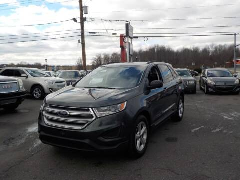 2015 Ford Edge for sale at United Auto Land in Woodbury NJ