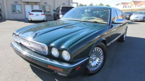 1996 Jaguar XJ-Series for sale at Best Auto Buy in Las Vegas NV