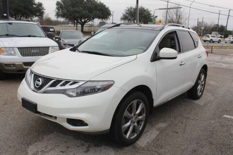 2014 Nissan Murano for sale at Flash Auto Sales in Garland TX