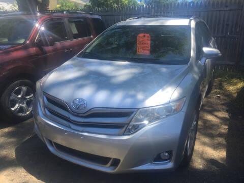 2013 Toyota Venza for sale at MELILLO MOTORS INC in North Haven CT