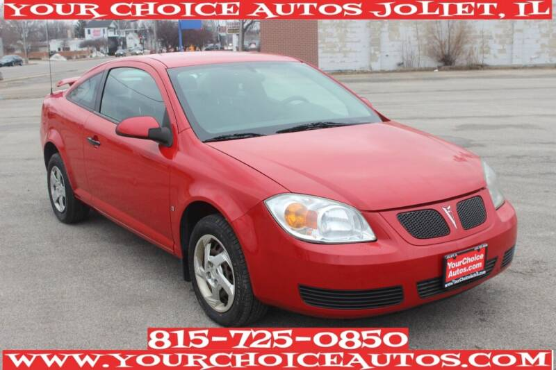 2007 Pontiac G5 for sale at Your Choice Autos - Joliet in Joliet IL