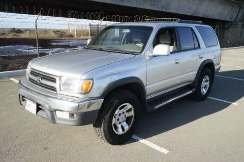 2000 Toyota 4Runner for sale at Sports Plus Motor Group LLC in Sunnyvale CA