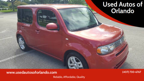 2009 Nissan cube for sale at Used Autos of Orlando in Orlando FL