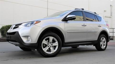 2013 Toyota RAV4 for sale at New City Auto - Retail Inventory in South El Monte CA