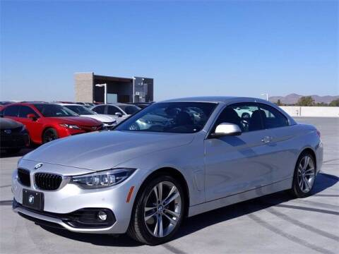 2018 BMW 4 Series for sale at Camelback Volkswagen Subaru in Phoenix AZ