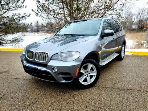 2012 BMW X5 for sale at Excalibur Auto Sales in Palatine IL