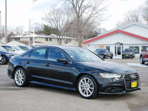 2018 Audi A6 for sale at Park Place Motor Cars in Rochester MN