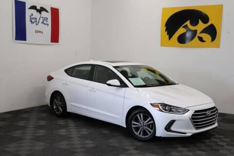 2018 Hyundai Elantra for sale at Carousel Auto Group in Iowa City IA