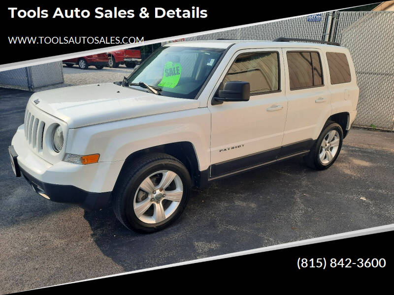 2014 Jeep Patriot for sale at Tools Auto Sales & Details in Pontiac IL