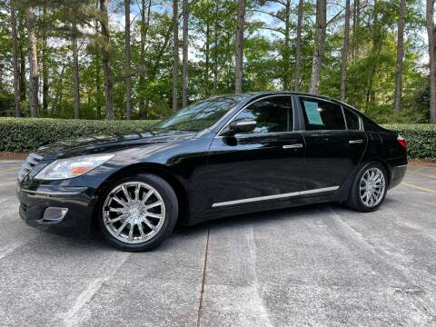 2009 Hyundai Genesis for sale at Selective Imports in Woodstock GA