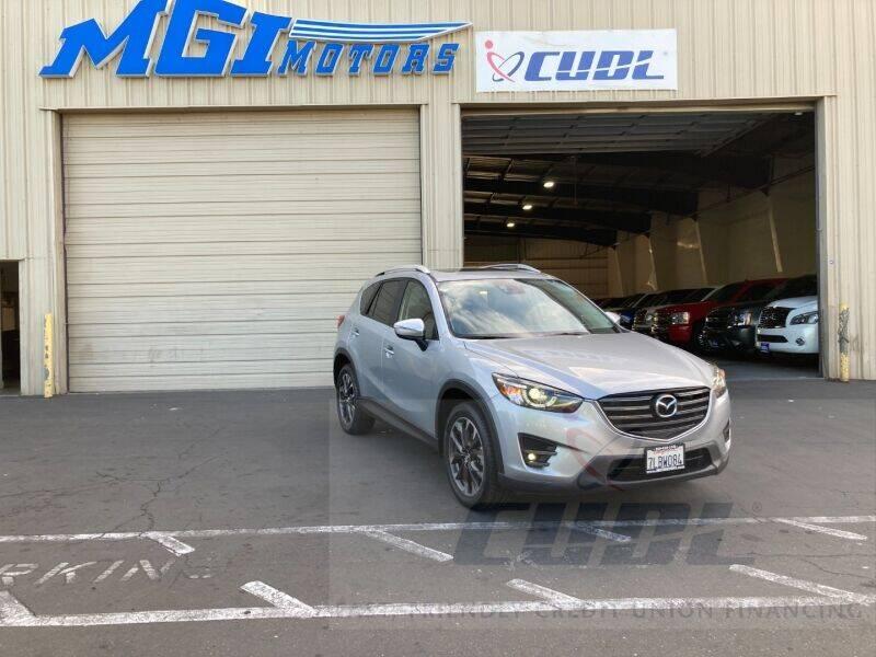 2016 Mazda CX-5 for sale at MGI Motors in Sacramento CA