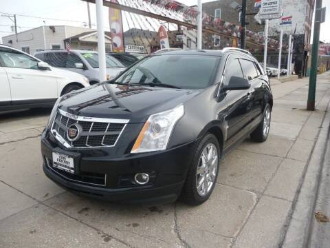 2012 Cadillac SRX for sale at CAR CENTER INC in Chicago IL
