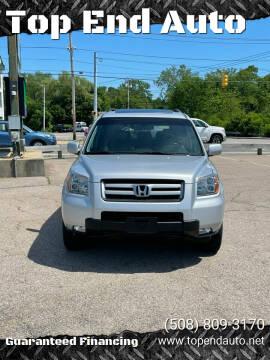 2008 Honda Pilot for sale at Top End Auto in North Atteboro MA