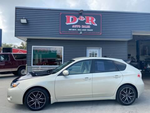 2009 Subaru Impreza for sale at D & R Auto Sales in South Sioux City NE