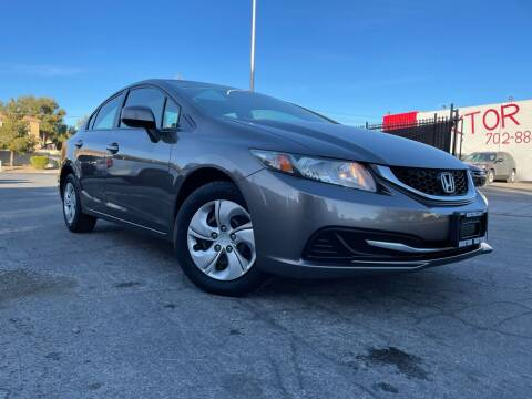 2013 Honda Civic for sale at Boktor Motors in Las Vegas NV