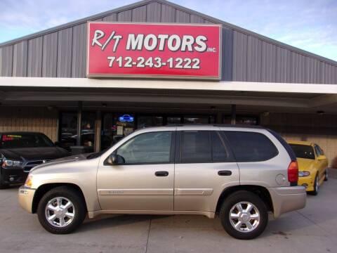 2004 GMC Envoy for sale at RT Motors Inc in Atlantic IA
