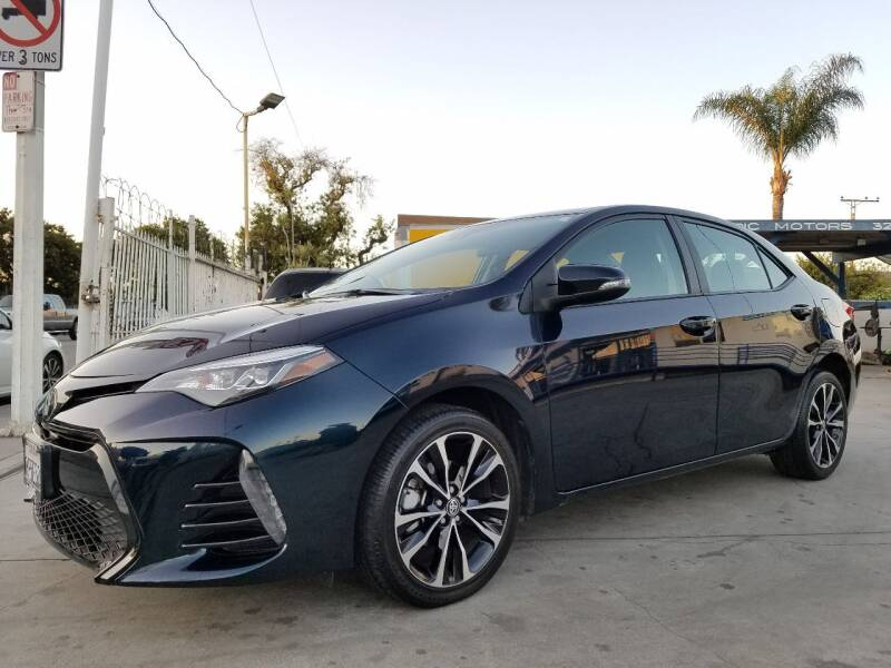 2019 Toyota Corolla for sale at Olympic Motors in Los Angeles CA