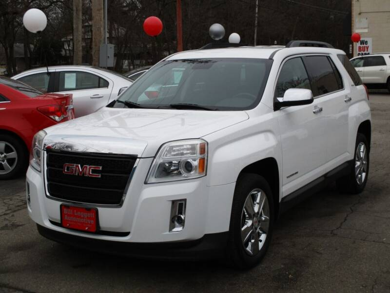 2014 GMC Terrain for sale at Bill Leggett Automotive, Inc. in Columbus OH